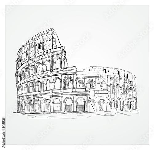 Fototapeta Colosseum obraz