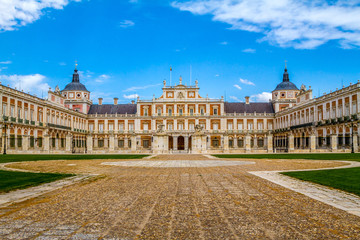 Royal Palace of Aranjuez.
