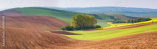 Photo  Moravia hillsides