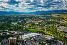View Of Missoula From Mount Se...