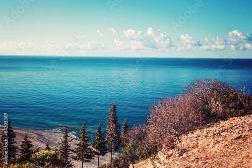 Fotografie, Obraz  Landscape of Calabria