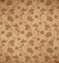 Florad Old Wallpaper