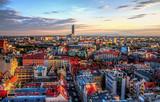Fototapeta Miasto - Panorama Wrocławia