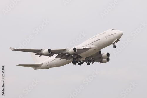 Fotografia  Plane taking off