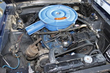 Mustang 289  Engine Compartment