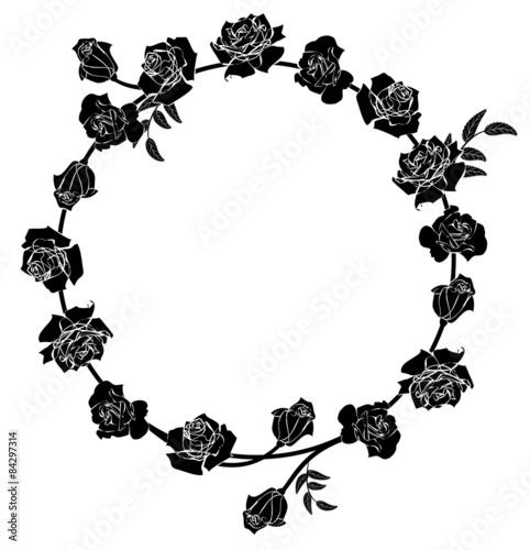 ramka-kwiatowy-roz