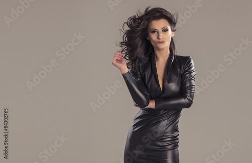 Obraz Sexy young woman - fototapety do salonu