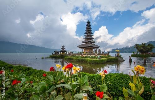 Tuinposter Bali Bedugul