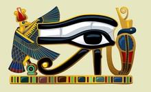 Eye Of Horus Vector Graphics