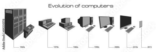 Photo Computer evolution