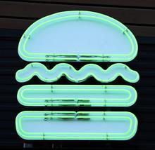 Neon Burger