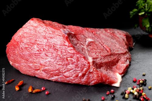 Fotografia Carne fresca y cruda
