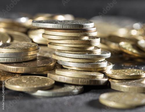 moneta. blisko