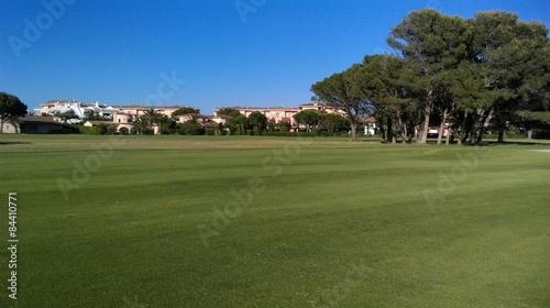 Golf Fototapeta