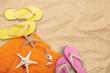 Summer, Beach, Child.