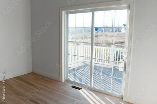 Photo  Interior Sliding Glass Doors