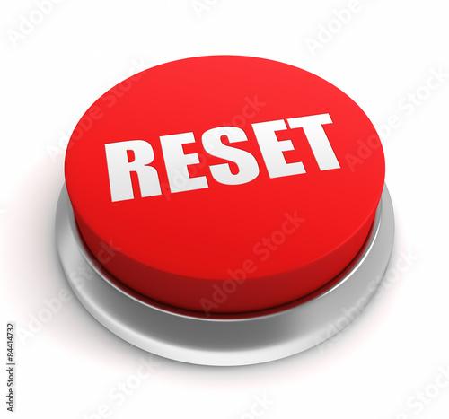 Fotografía  reset button