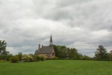 Church In The Green Field