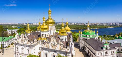 Foto op Canvas Kiev Kyiv-Pechersk Lavra