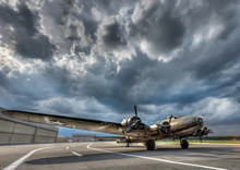 B-17 World War 2 Bomber