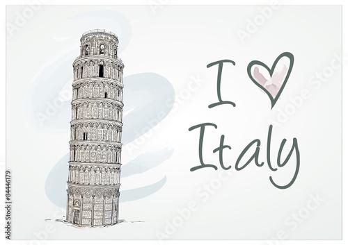 Fotografía Leaning Tower of Pisa