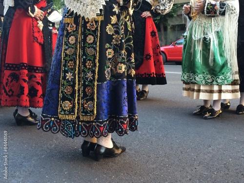 baile tradicional de salamanca