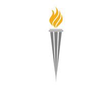 Single Fire Torch