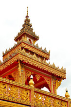 Top Of Thai Temple