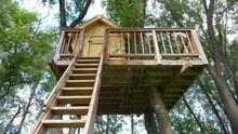 North Dakota Treehouse