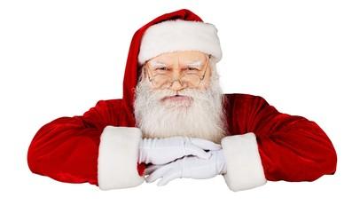 Santa Claus, Christmas, Santa Hat.