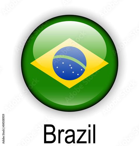Foto  brazil ball flag