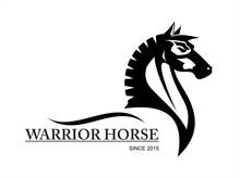 Horse. Warrior Horse