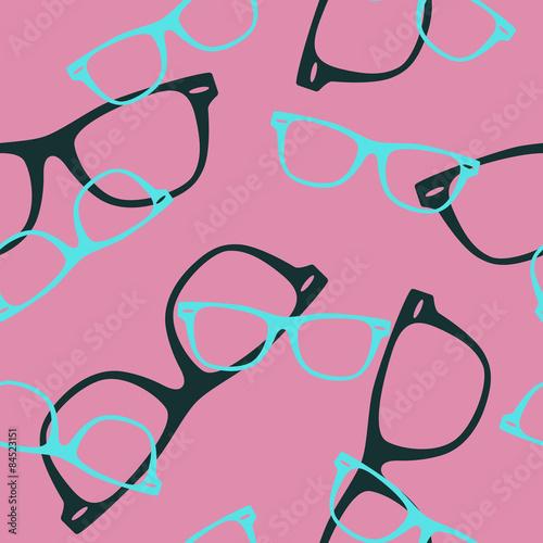bezszwowe-wektor-wzor-z-okulary-przeciwsloneczne