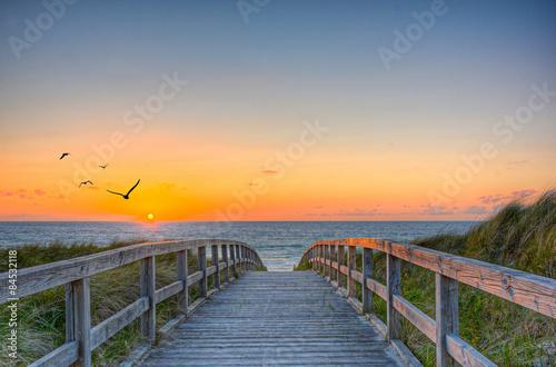 Foto  Strandbild Wasser Ostsee