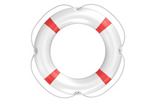 Single Lifebuoy Closeup