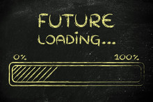 Funny Progress Bar With Future...