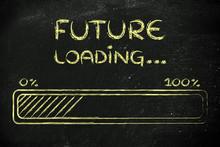 Funny Progress Bar With Future Loading