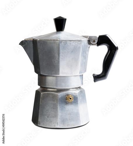 Fotografie, Obraz  Vecchia caffettiera - Old coffee maker