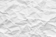 Crumpled Paper, Abstract Backg...