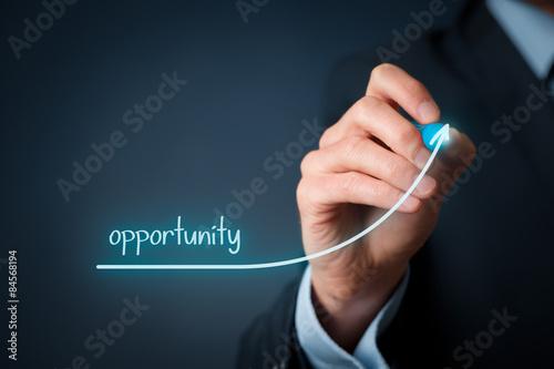 Fotografía Incrementar las oportunidades