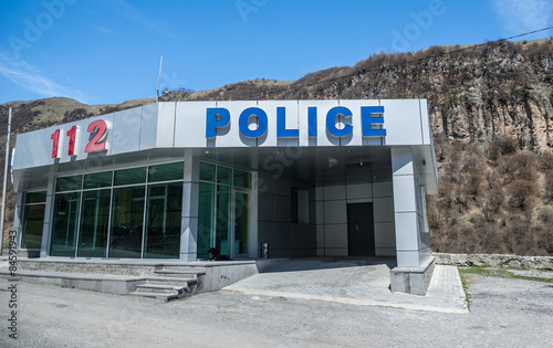 Fotomural  Police in Georgia
