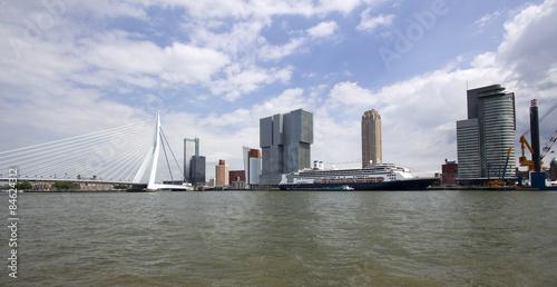 Staande foto Rotterdam Rotterdam, Holland