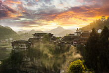 Furong Zhen Is Ancient Vilage ...