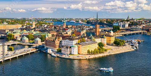 Fotografia  Gamla Stan in Stockholm, Sweden