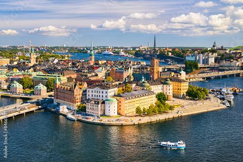 Tela  Gamla Stan in Stockholm, Sweden