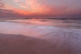 Fototapeta Morze - Рассвет на Азовском море