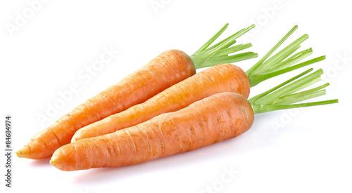 Foto op Aluminium Vruchten Fresh carrot