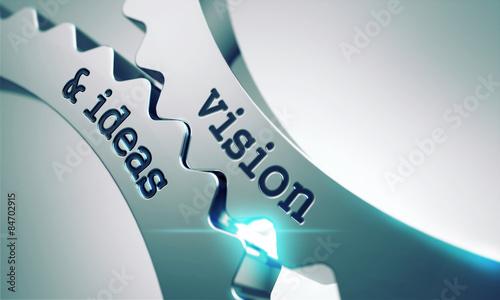 Fotografía  Vision and Ideas on Metal Gears.