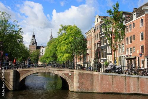 Photo  Amsterdam e la sua campagna