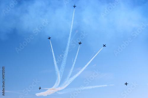 Fotografie, Obraz  Pattuglia Acrobatica